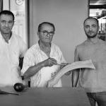 Michele, Franco e Federico Alessandrini